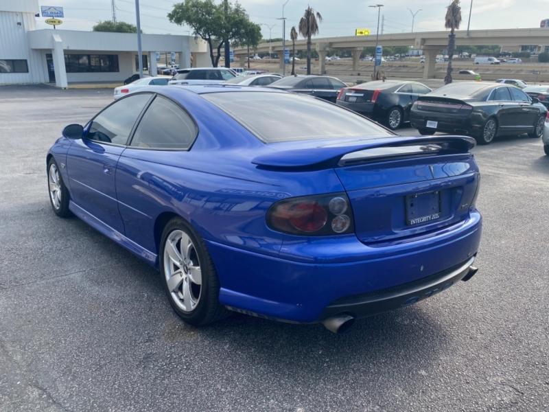 Pontiac GTO 2006 price $14,997