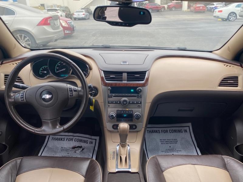 Chevrolet Malibu 2012 price $9,477