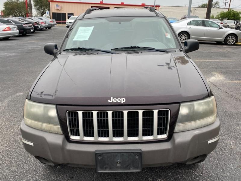 Jeep Grand Cherokee 2004 price $4,977