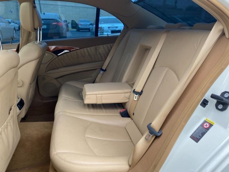 Mercedes-Benz E-Class 2007 price $8,997