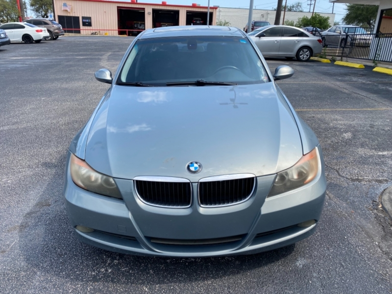 BMW 3-Series 2006 price $7,977