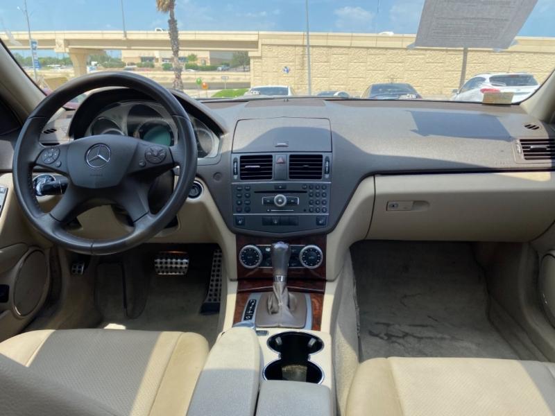 Mercedes-Benz C-Class 2011 price $8,977