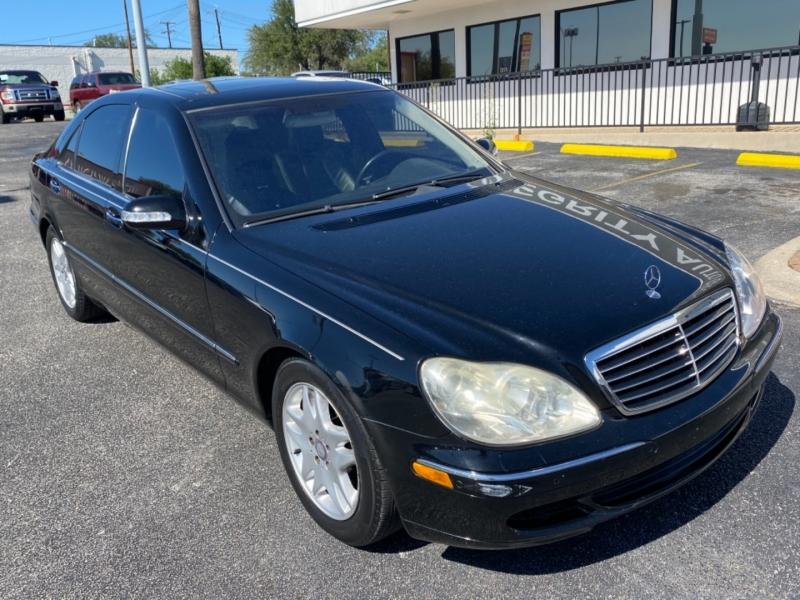 Mercedes-Benz S-Class 2003 price $7,777