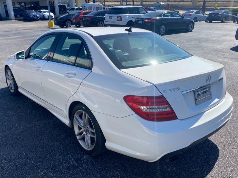 Mercedes-Benz C-Class 2014 price $11,997