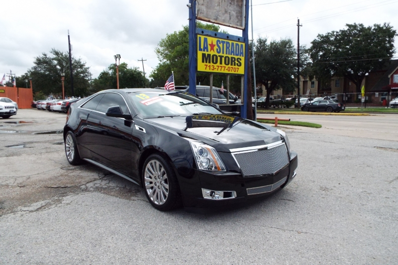 Cadillac CTS Coupe 2013 price $1595* DOWN