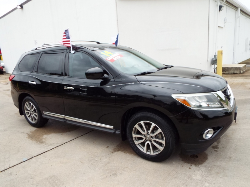 Nissan PATHFINDER 2014 price $1595* DOWN