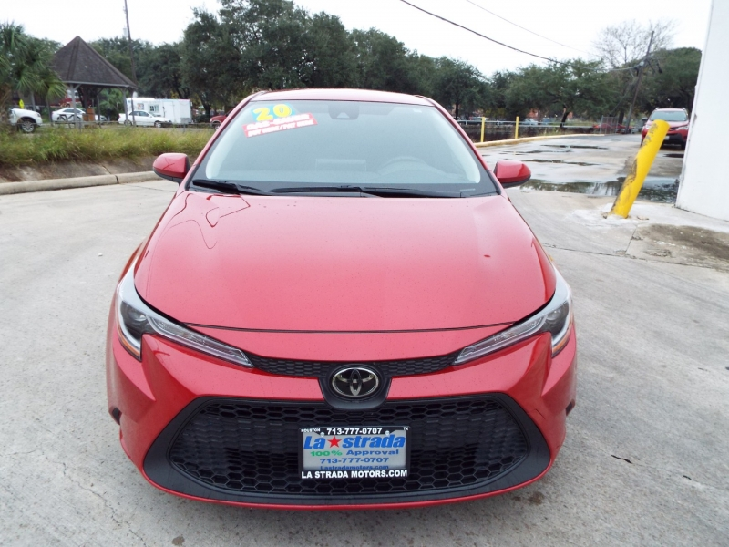 Toyota COROLLA 2020 price Call for Price