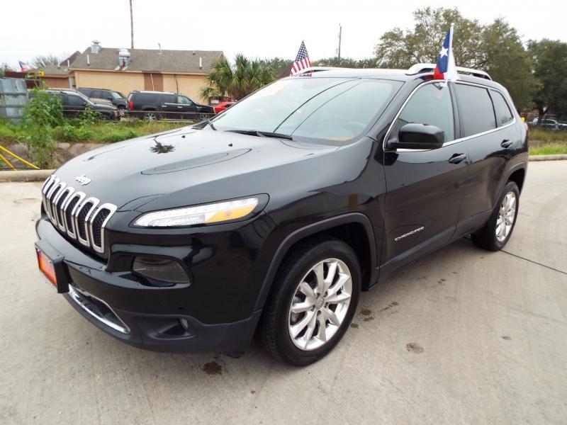 Jeep Cherokee 2015 price $1795* DOWN