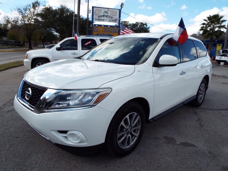 Nissan Pathfinder 2014 price $1495* DOWN