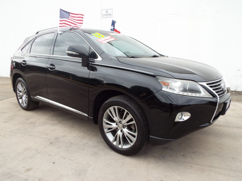 Lexus RX 350 2013 price 1995* DOWN