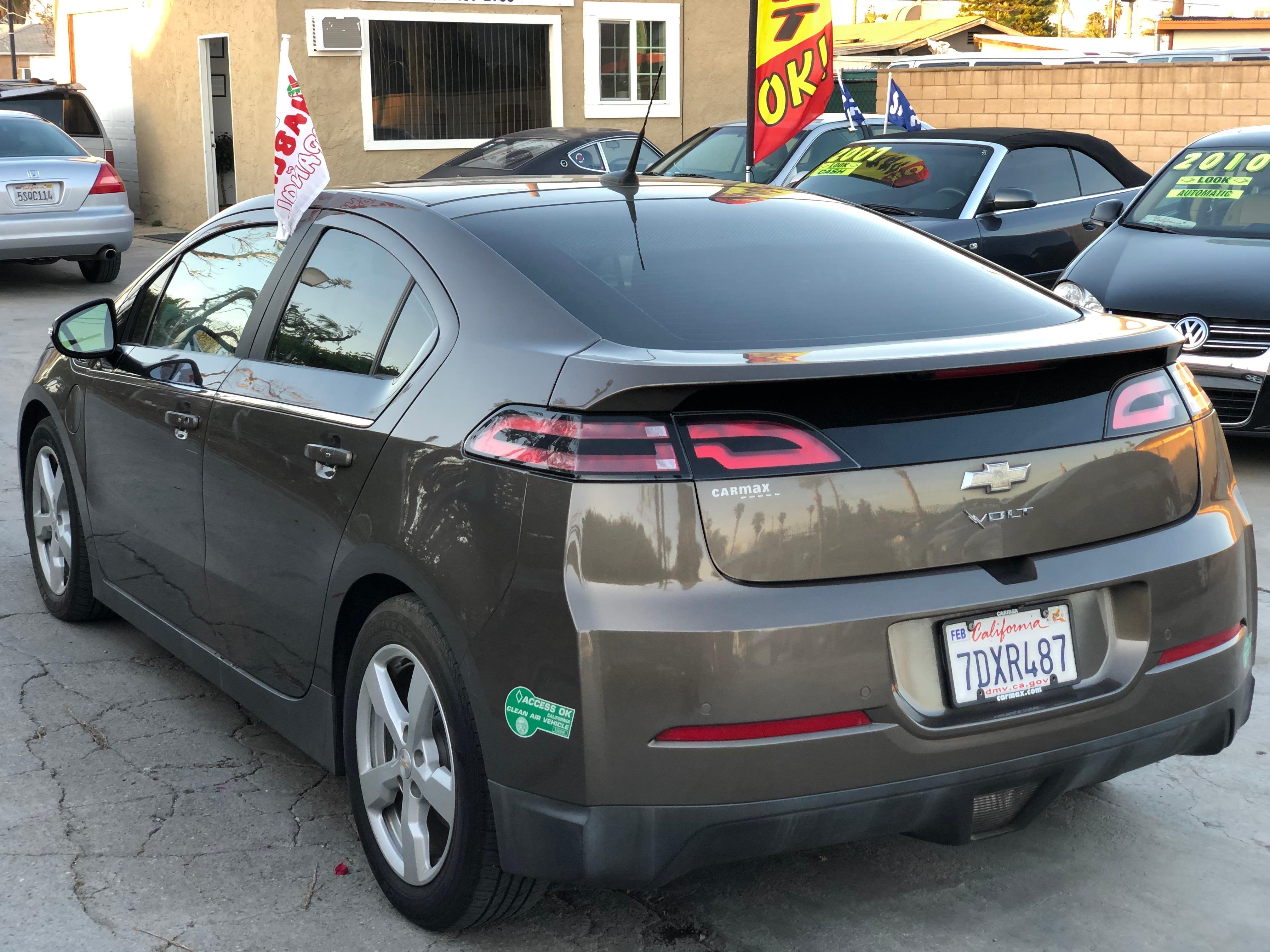 2014 Chevrolet Volt 5dr Hb S S Automotive Group Dealership In Riverside