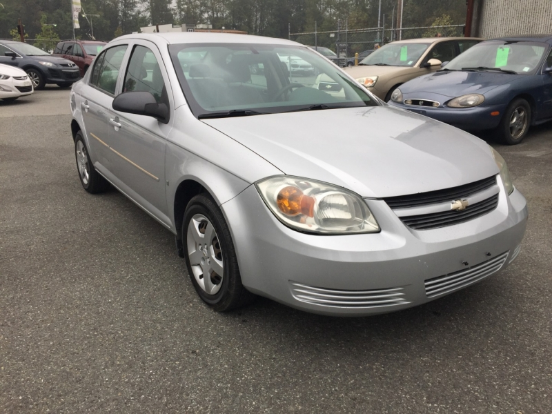 Chevrolet Cobalt 2007 price $1,000