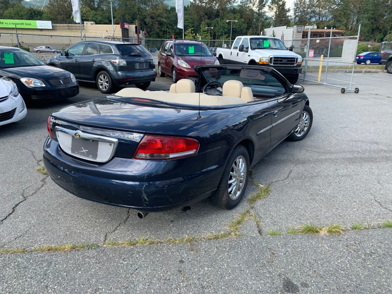 Chrysler Sebring 2002 price $3,195