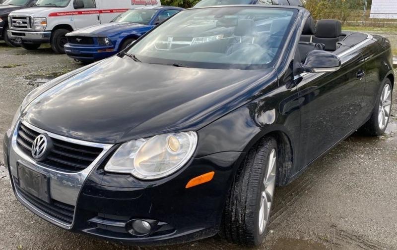 Volkswagen Eos 2007 price $4,495