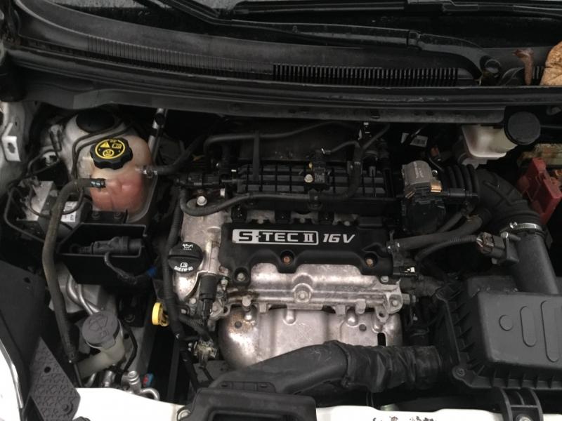 Chevrolet Spark 2013 price $4,195