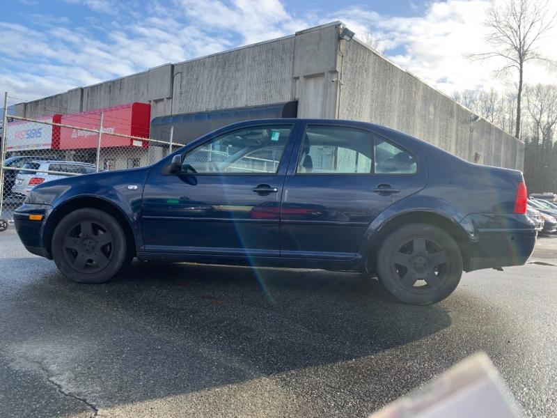 Volkswagen Jetta 2001 price $1,895