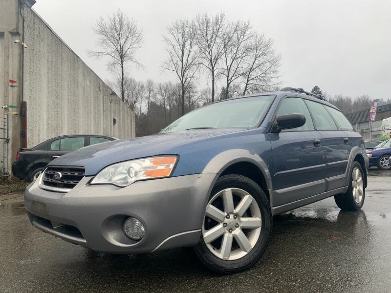Subaru Legacy Wagon 2006 price $2,795