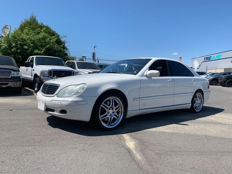 Mercedes-Benz S500 1999 price $2,200