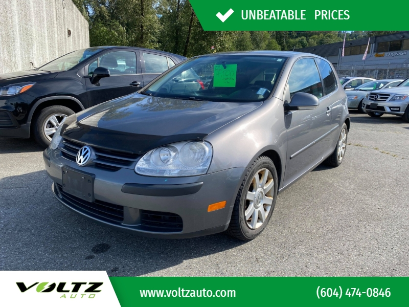 Volkswagen Rabbit 2008 price $2,795