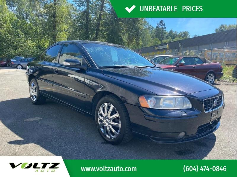 Volvo S60 2007 price $2,995