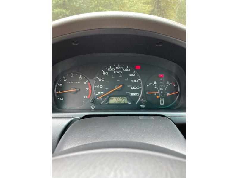 Honda Odyssey 2002 price $3,295
