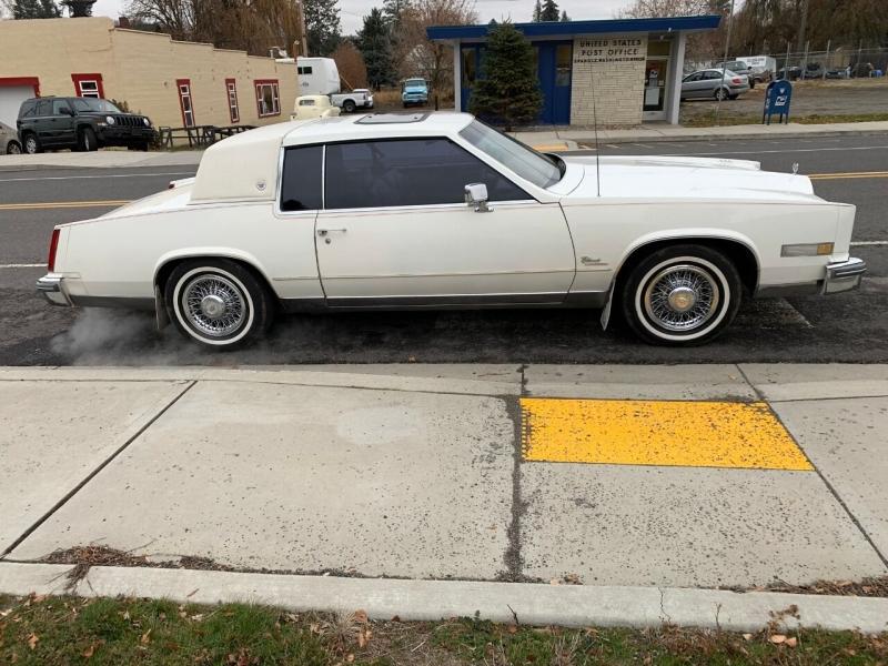 Cadillac Eldorado 1980 price $8,999