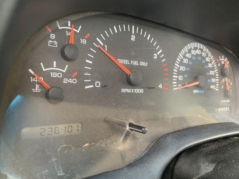 Dodge Ram BR2500 1998 price $14,500