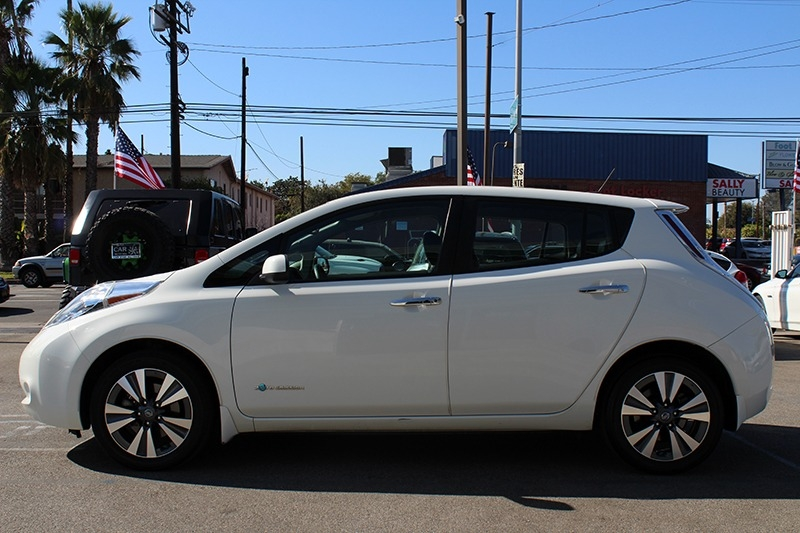 Nissan LEAF SL 2016 price $10,998