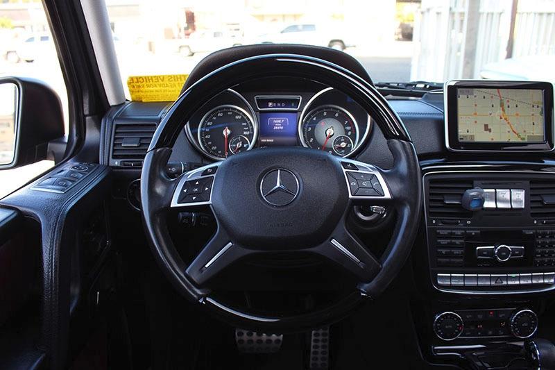Mercedes-Benz G-Class 2016 price $87,998