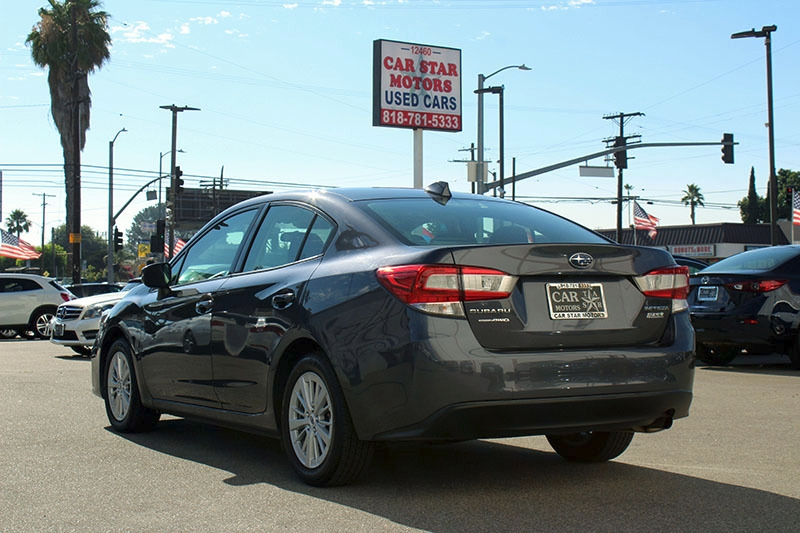 Subaru Impreza 2017 price $17,998