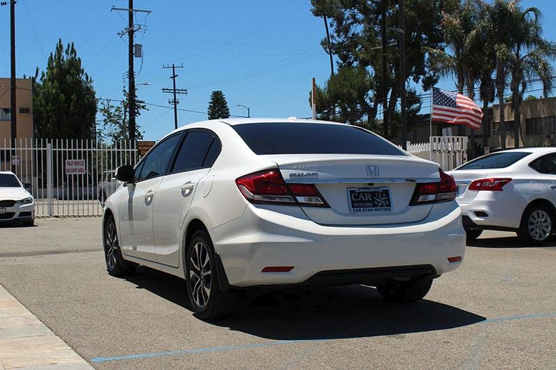 Honda Civic EX-L Sedan 2013 price $15,998