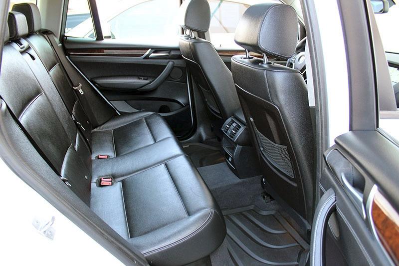 BMW X3 2017 price $25,998