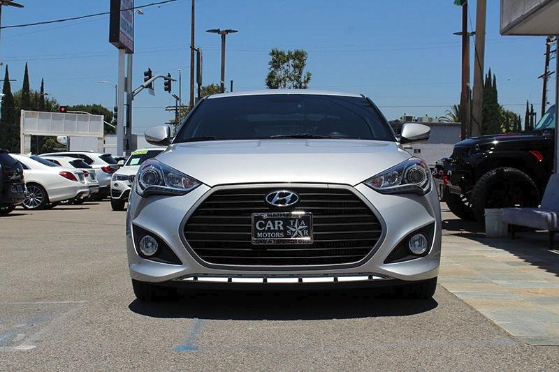 Hyundai Veloster Turbo 2016 price $16,998