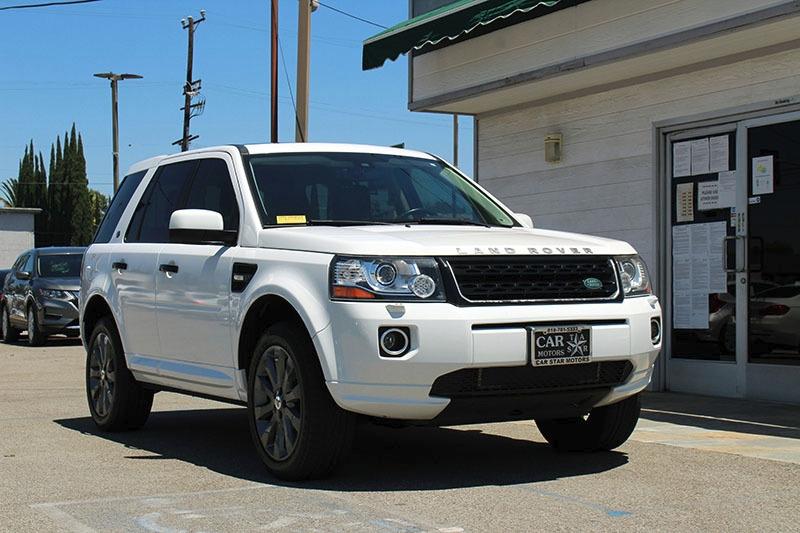 Land Rover LR2 2014 price $18,998
