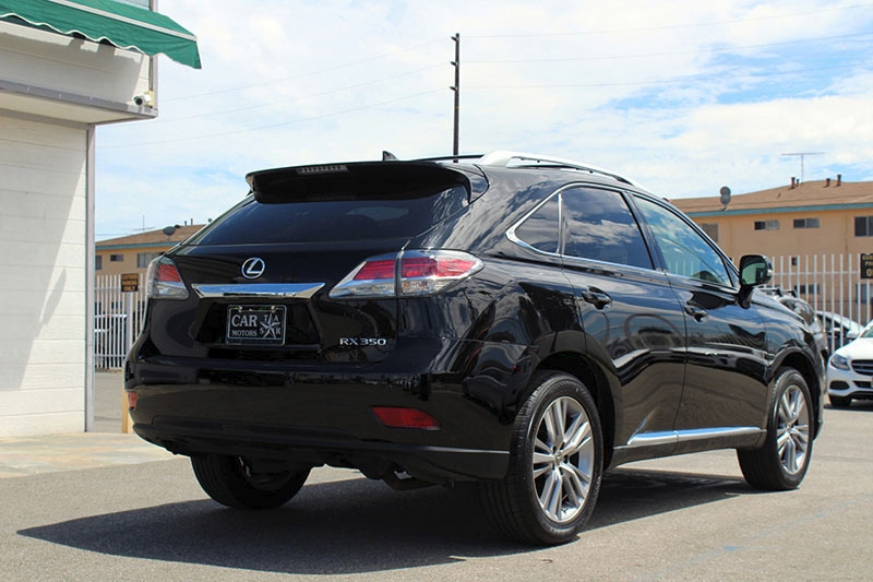 Lexus RX 350 2015 price $22,998