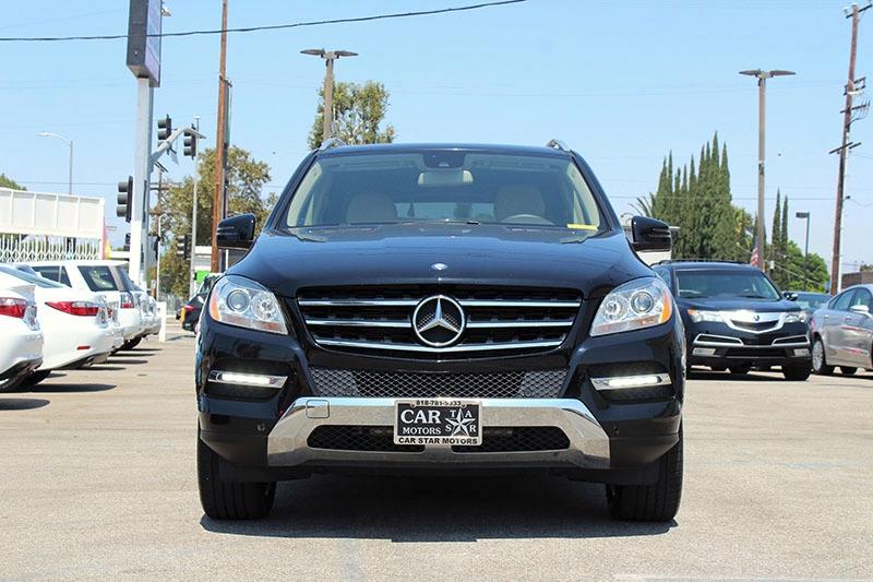 Mercedes-Benz M-Class 2013 price $21,998