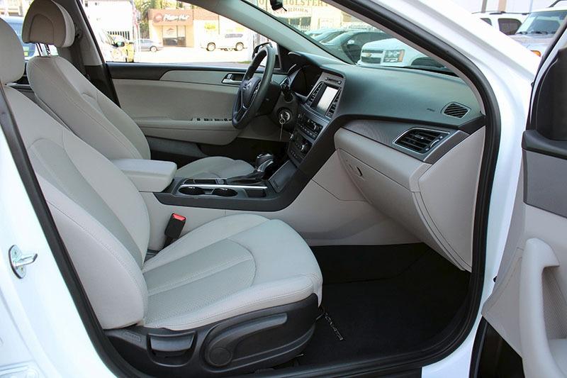 Hyundai Sonata 2017 price $14,498