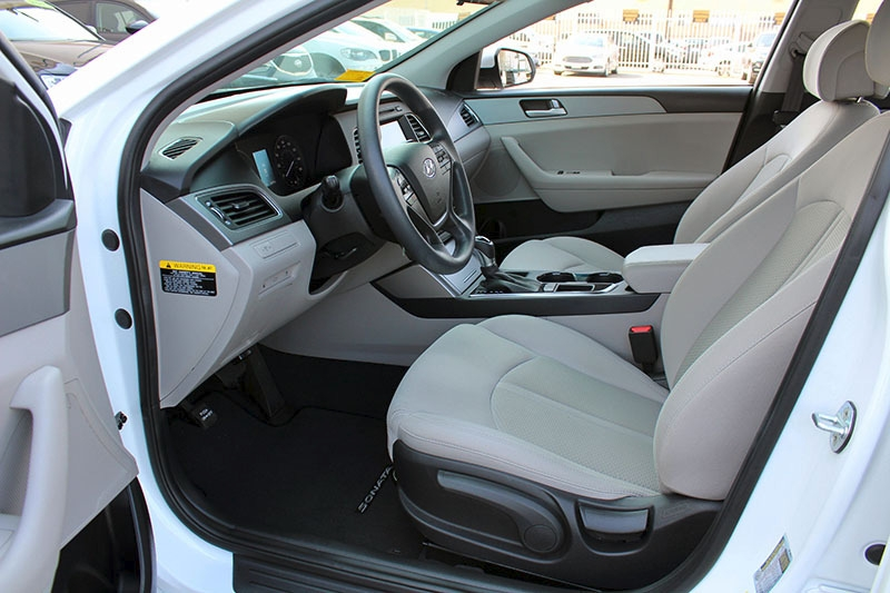 Hyundai Sonata 2017 price $17,998