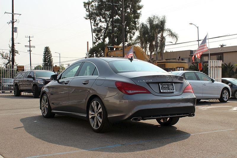 Mercedes-Benz CLA-Class 2014 price $21,998