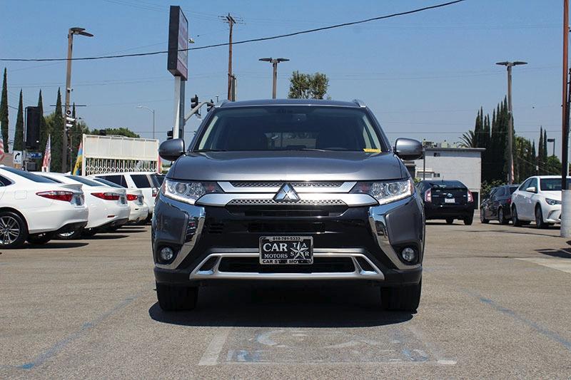 Mitsubishi Outlander 2019 price $19,998