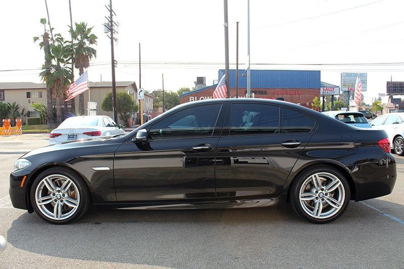 BMW 5-Series 2016 price $24,998