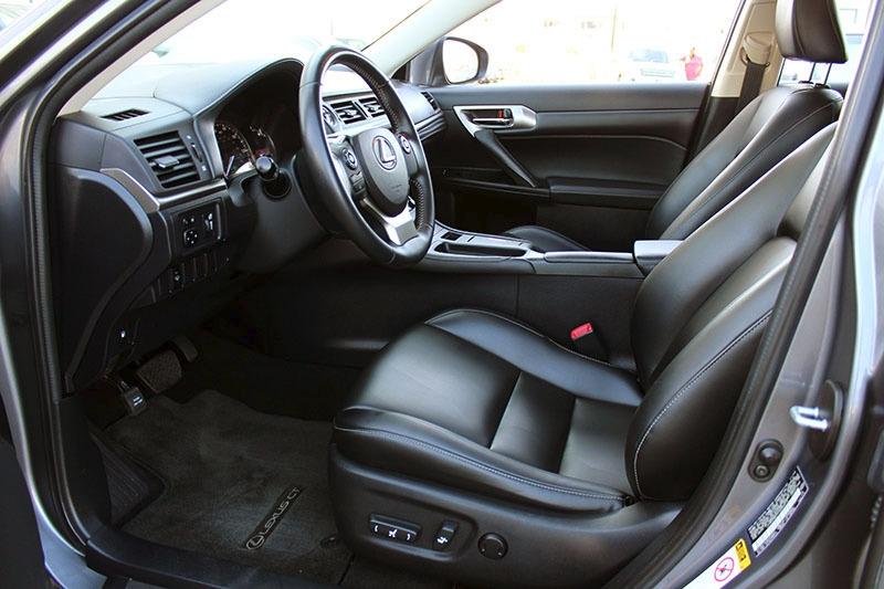 Lexus CT 200h 2015 price $17,798