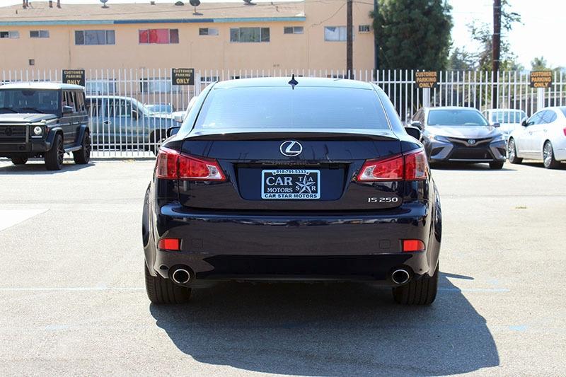 Lexus IS 250 2011 price $16,998