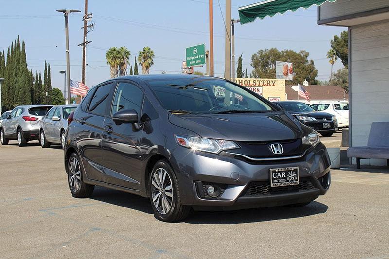 Honda Fit 2017 price $17,998
