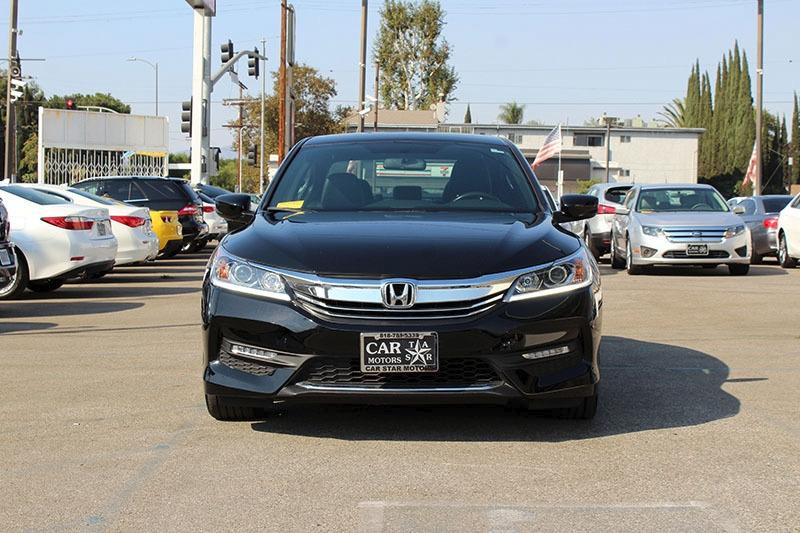 Honda Accord Sport 2017 price $20,998