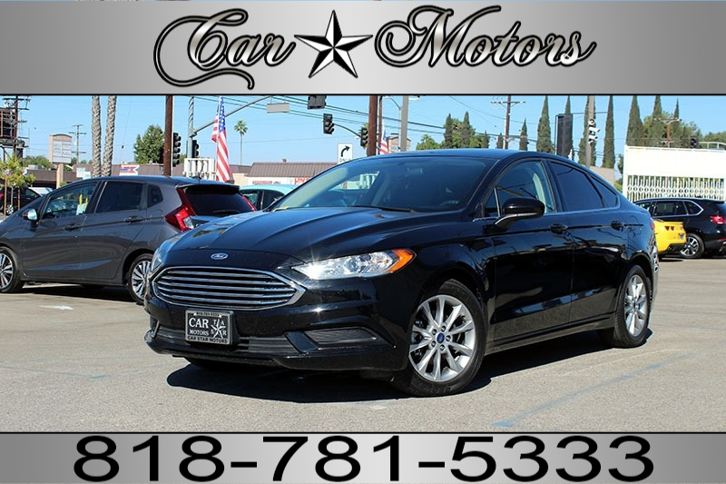 Ford Fusion 2017 price $16,998