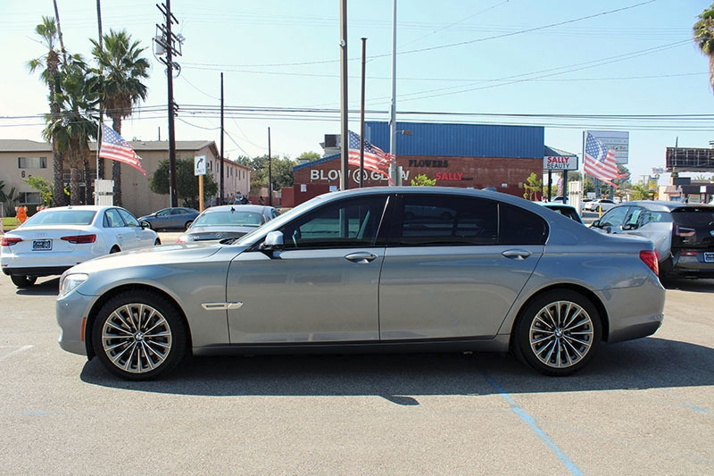 BMW 7-Series 2012 price coming soon
