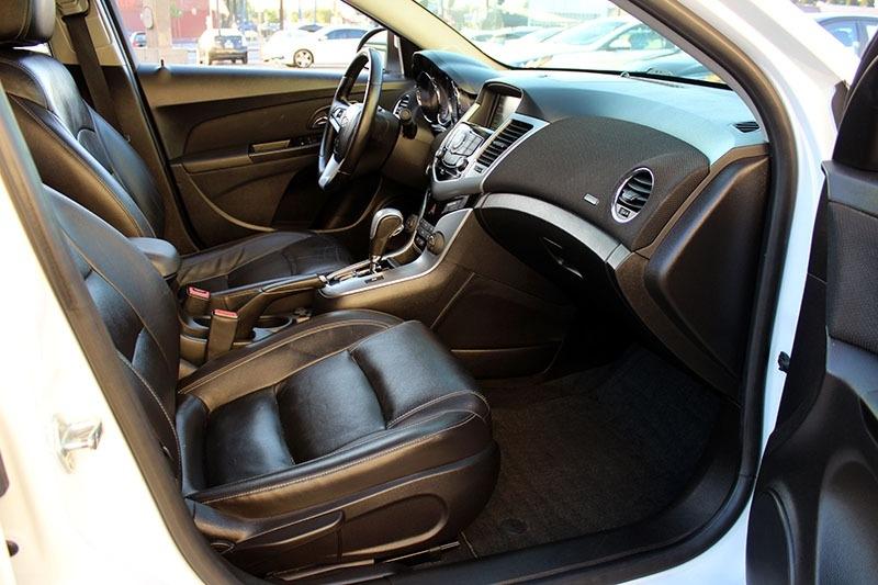 Chevrolet Cruze 2014 price $11,998
