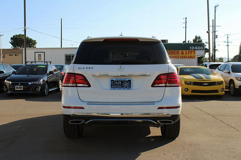 Mercedes-Benz GLE 2016 price $28,998