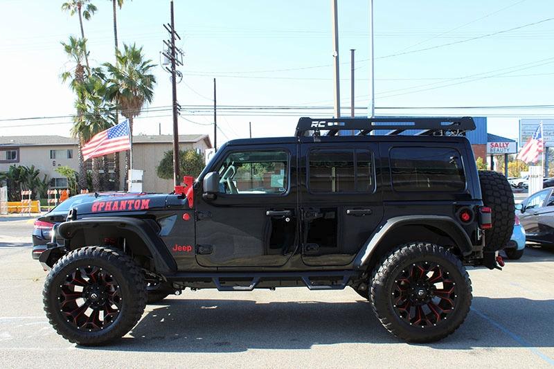 Jeep Wrangler 2021 price $59,998